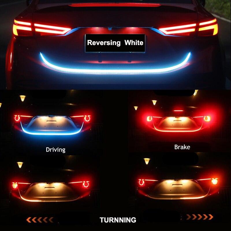 Что такое тюнинг фар? Как сделать автомобиль красивым stop-signals-tunning-dodge